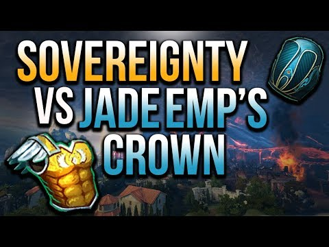 SMITE: Sovereignty's Return? Jade Emperor's Crowns Small Nerf With Big Impact?