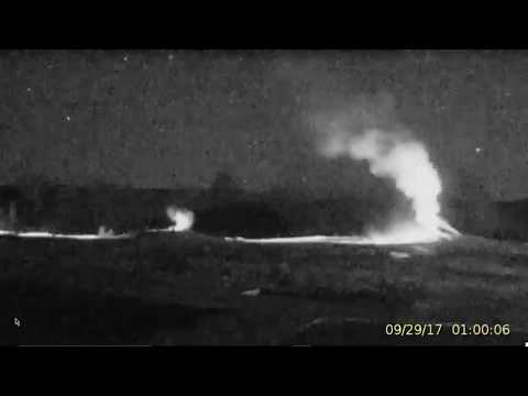 nouvel ordre mondial | UFO Over Yellowstone, USA - September 29, 2017