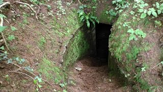 Search For Secret Bunker Of Newtown St Boswells Auxiliary Unit Patrol