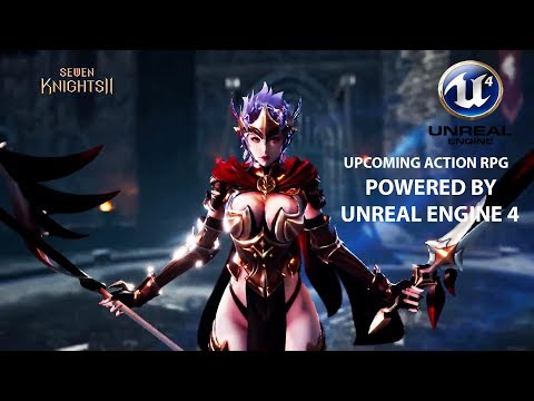 TOP 10 BEST ACTION RPG GAMES UPCOMING ANDROID-IOS UNREAL ENGINE 4 2018