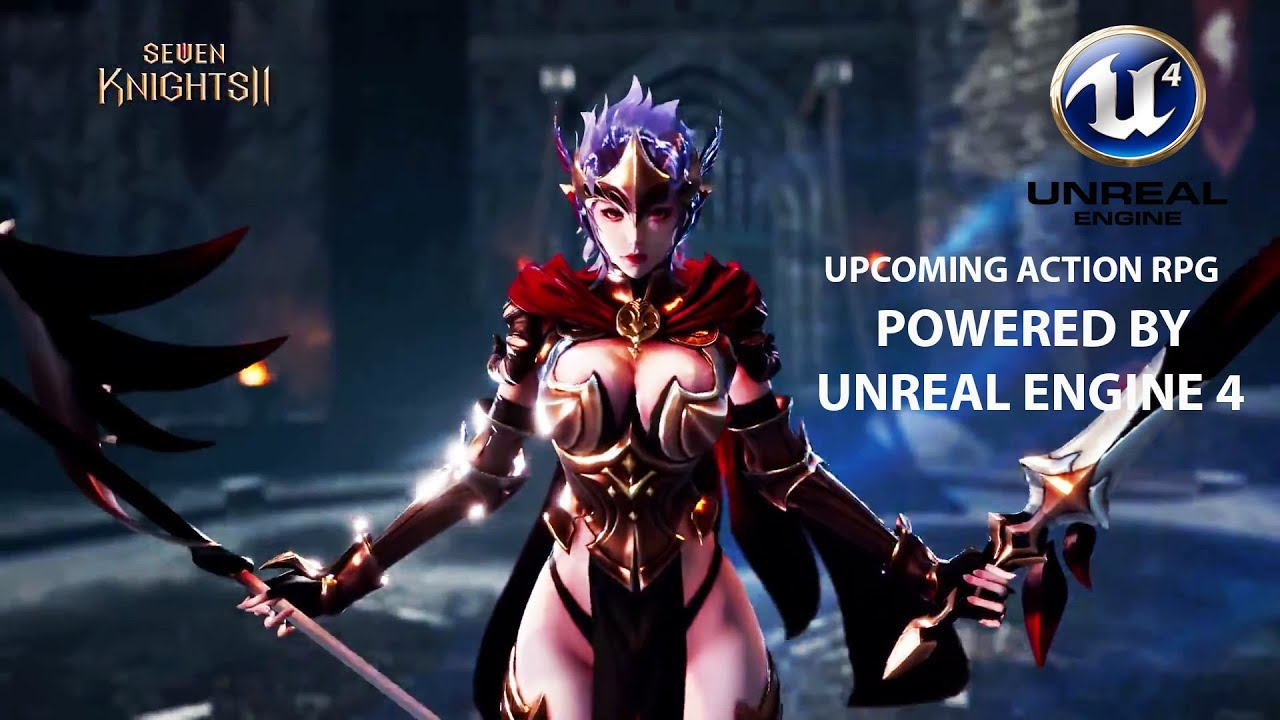 Top 10 Best Action Rpg Games Upcoming Android Ios Unreal