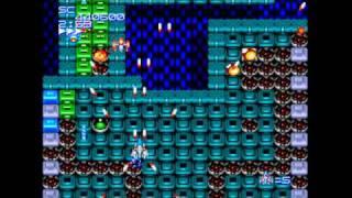スーパースターソルジャー 5分間モード / Super Star Soldier 5minuets game
