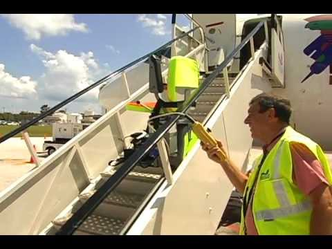 Island Air brings the Ambistair Lift to the Cayman Islands
