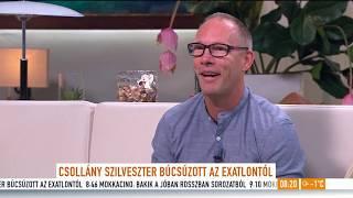 Csollány Szilveszter: ˝Aki ezt három hónapig tudja csinálni, az nem ember˝