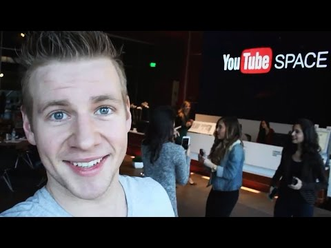 YouTube Space LA - Tour + Update!