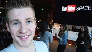 YouTube Space LA - Tour + Update!