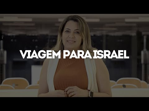 Viagem Para Israel - 2021