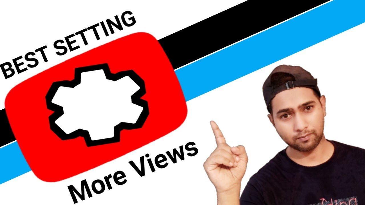 Best Settings to Grow YouTube Channel Fast 🔥🔥!