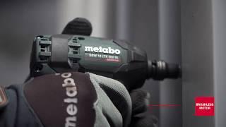 Metabo Akku-Schlagschrauber / Cordless Impact Wrench SSW 18 LTX 300 BL