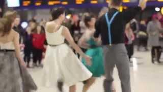 Flash Mob - Glasgow Central Station - Kennett Timepieces - Final Version