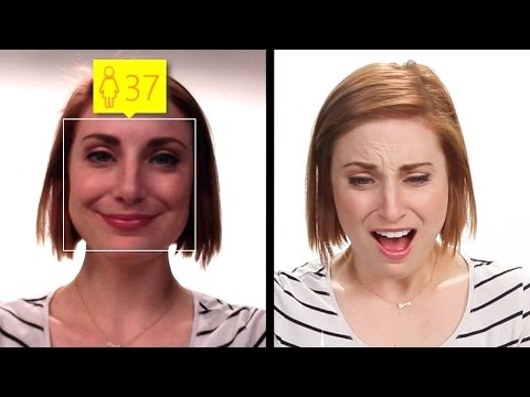 How-Old.Net Ruins Everyone's Self-Esteem - SourceFed Plays!