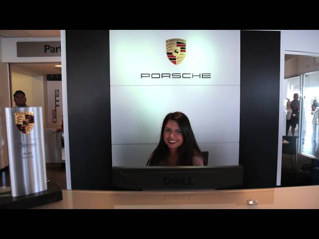 Pacific Porsche unveils the 2015 Porsche Macan