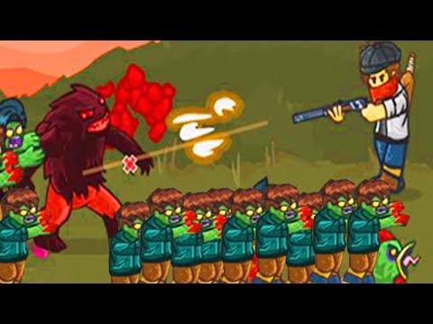 Онлайн игры на двоих против зомби