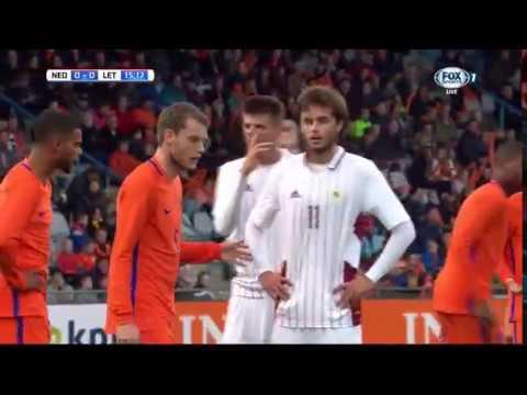 Netherlands U21 - Latvia U21