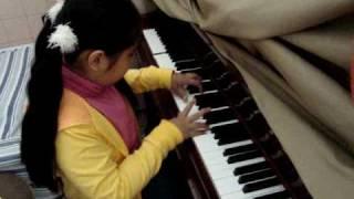 El Vuelo del Abejorro / The Bumblebee Flight   in  piano