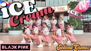 [DANCE IN PUBLIC] BLACKPINK - Ice Cream (with Selena Gomez) DANCE COVER | FGDance ( Uniforms Ver )