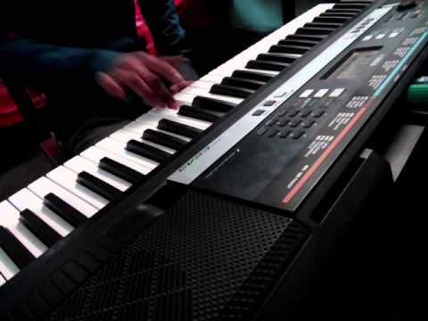 Afghan Jalebi Piano