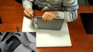 Разборка планшета своими руками (для начинающих). Как разобрать планшет.