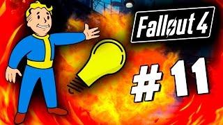Fallout 4 - СТРОИМ НОВЫЙ ДОМ - Сила электричества 60 Fps 11