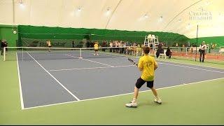 В Нижнем Новгороде открылась детско-юношеская спортивная школа «Теннис Парк»
