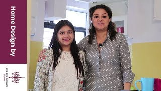 3 BHK Apartment Interiors I Kolkata I Complete Interior Solution I CEE BEE Design Studio