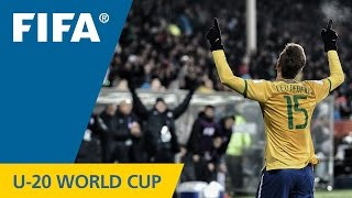 Brazil v. Korea DPR - Match Highlights FIFA U-20 World Cup New Zealand 2015