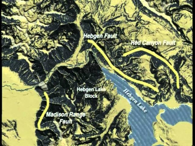 A Force of Nature -- Hebgen Lake Earthquake