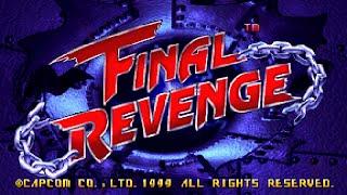 Sega Saturn Longplay [024] Final Fight Revenge