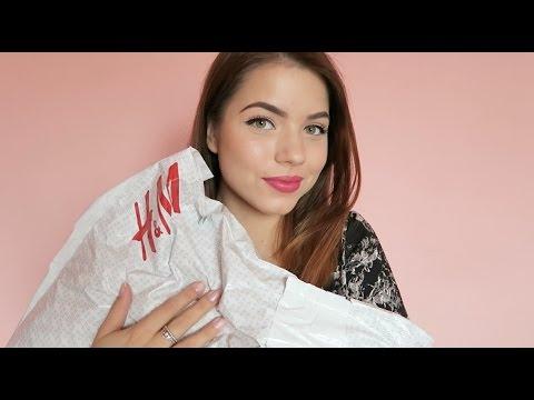 Try-on Shoplog Maart 2016 | H&M Bestelling