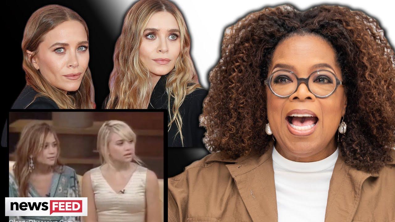 Oprahs HORRIFIC Olsen Twins Interview Surfaces!