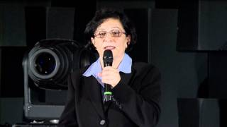 TEDxESPM - Mina Ahadi - Committee against Stoning and Execution