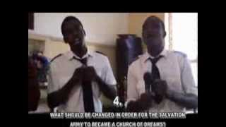 The Salvation Army Zambia Territory - Tell The General 4