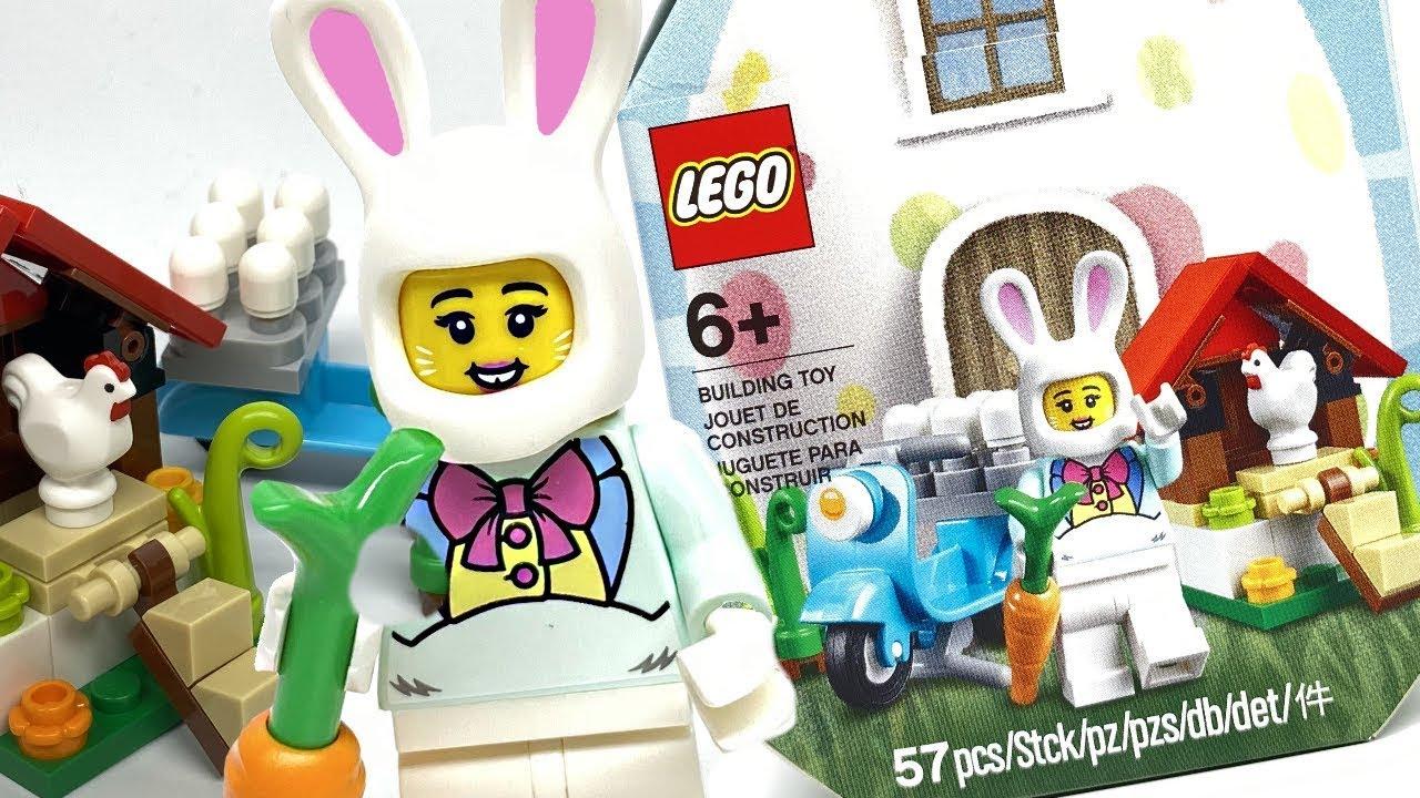 LEGO Creator Easter Bunny Polybag Set 30550 Bagged
