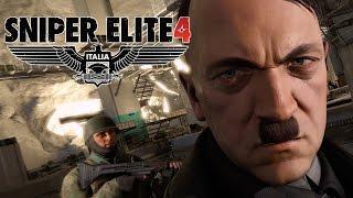 Sniper Elite 4 - Target: Führer Reveal Trailer