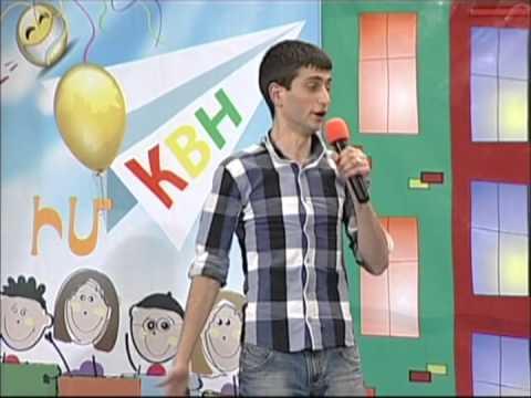 КВН Armenia- Politekh Ezrapakich 2013 Dprocakan Liga