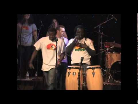 Malaria song performed by Alex Kajumulo.