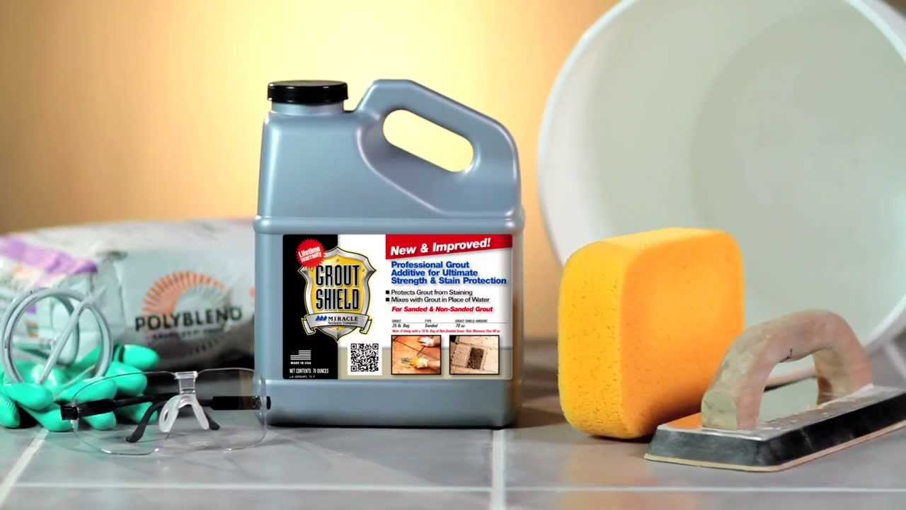 Image result for miracle sealer grout shield
