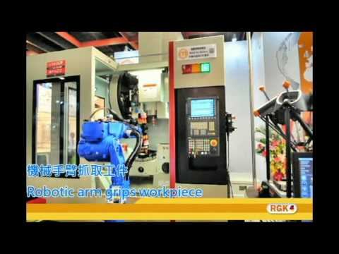 URA+RGK V.S KTR in Taipei Industrial Automation Exhibition 2015
