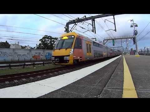 Train Spotting at MacDonaldtown Train Station