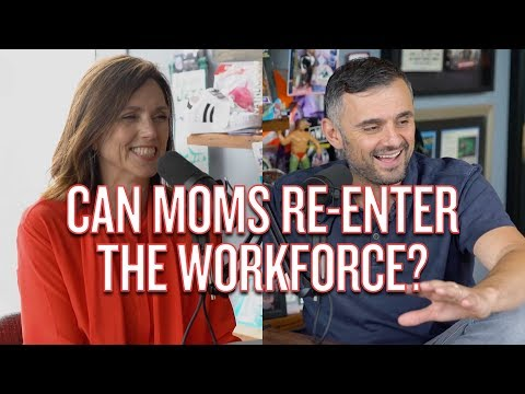 How Stay-at-Home Moms Can Re-enter The Workforce