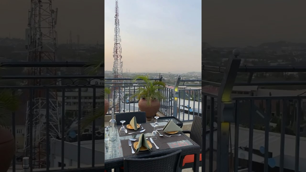 A Peak into Bombay to Beirut Restaurant, Abuja City