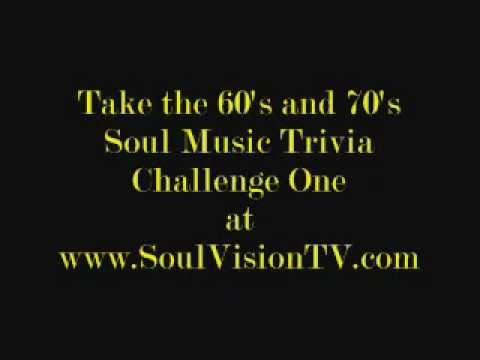 Soul Music Trivia Challenge One Promo