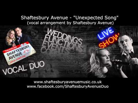 Shaftesbury Avenue  -  Unexpected Song (Song & Dance)