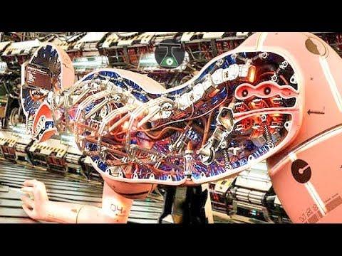 10 Awesome Robots   १० दिल दहलाने वाले रोबोट