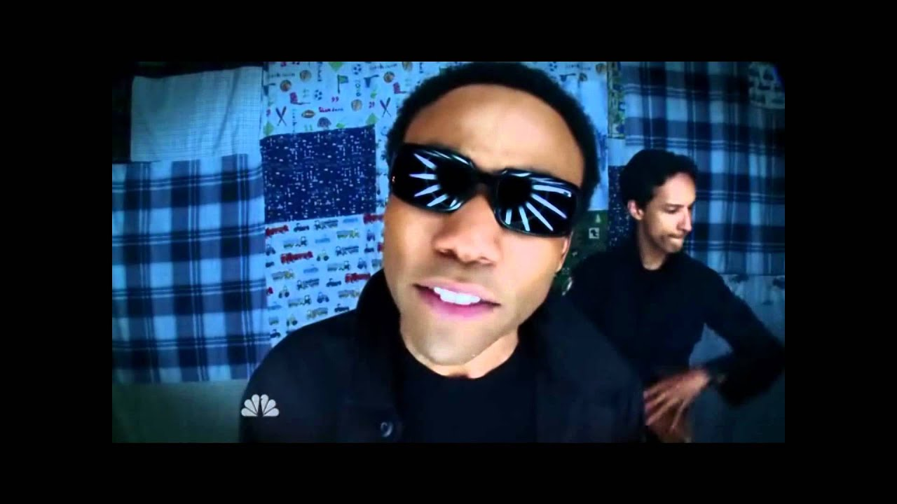 Community - Troy and Abed's Christmas Rap - YouTube