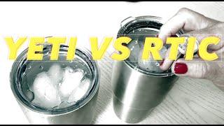 yeti vs rtic tumbler 30oz