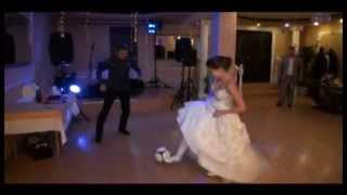 свадебный танец прикол 1