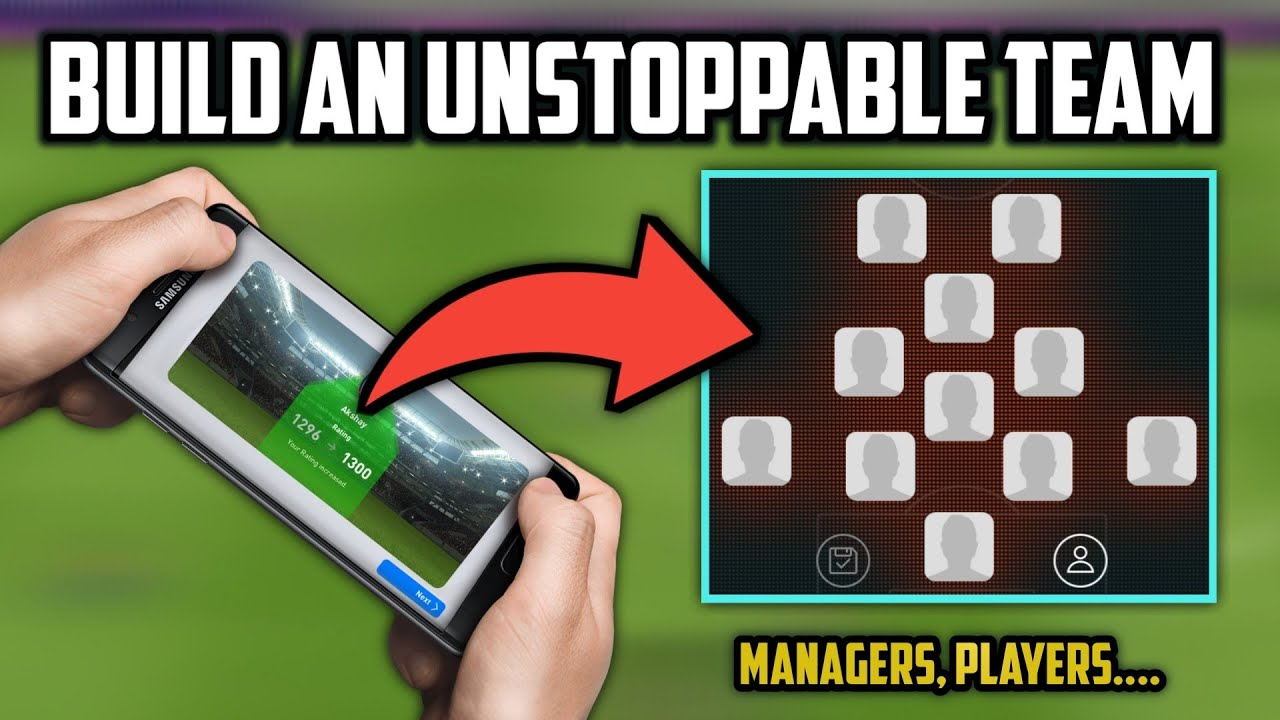 How to Build an Unstoppable 4-3-1-2 team in Pes 2021🔥 • Best Managers and Players to use || Pes21