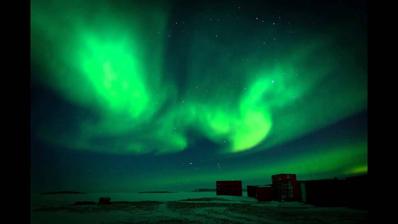 Aurora compilation video - 4 1