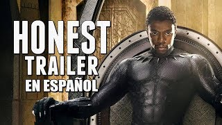 Black Panther - Honest Trailers en Español
